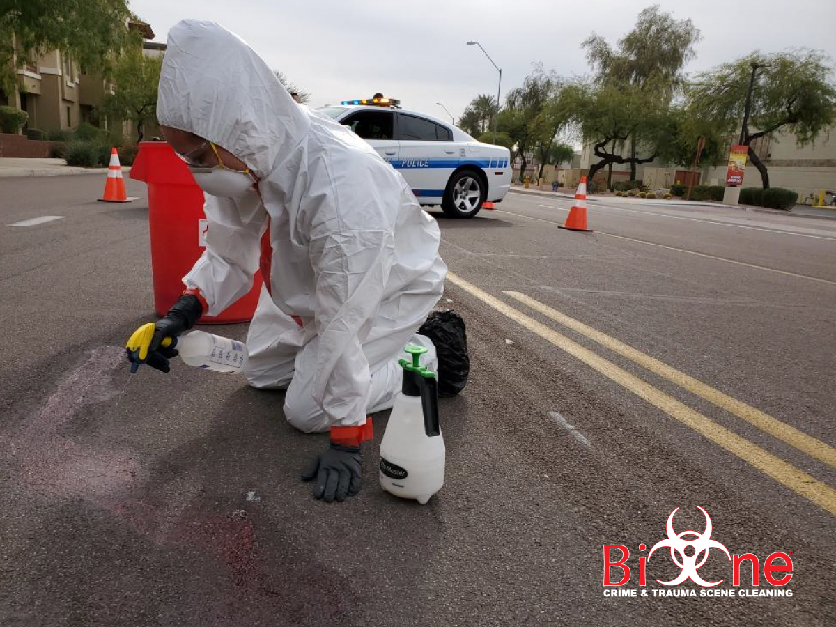 Crime and Trauma Scene Cleaning: Who Can Do It?